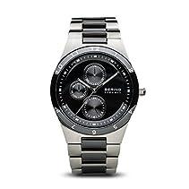 BERING Time Herren-Armbanduhr Slim Ceramic 32339-742