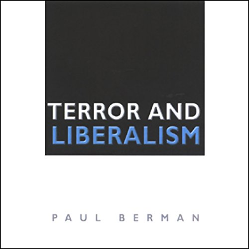 Terror and Liberalism audiobook cover art