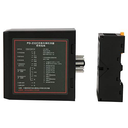 Detector de bucle de vehículo, práctico y portátil sensor de vehículo, para el centro comercial del hotel