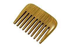 Products for Permed Hair ~ wooden comb
