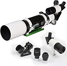 Sky-Watcher EvoStar 80 APO Doublet Refractor – Compact and Portable Optical Tube for Affordable Astrophotography and Visual Astronomy