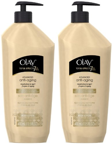 Olay Total Effects Body Lotion - 13.5 oz - 2 pk