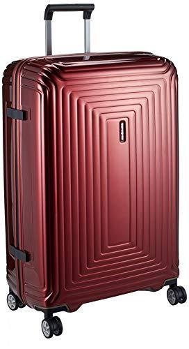 [サムソナイト] スーツケース アスペロ スピナー 75/28 保証付 94L 75 cm 3.4kg メタリックレッド