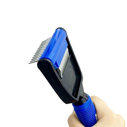 Generic Multi-purpose Pet Comb Dog Hair Remover Brush Grooming Tools Comb