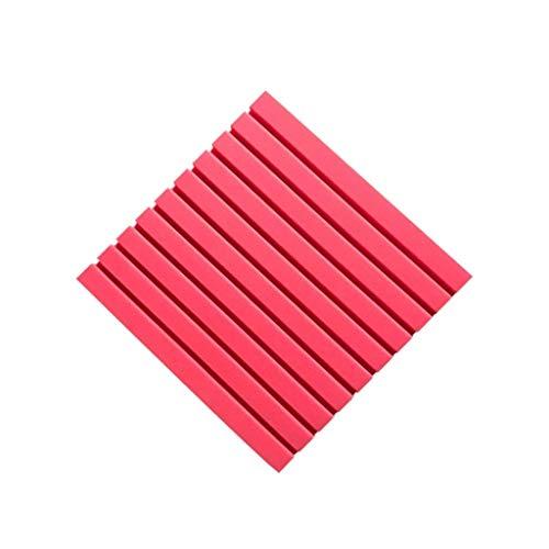 Xiyin-Sound XZ Gang plafond geluidsabsorberend katoen, wanddecoratie geluiddempende akoestische platen 20 stuks zangruimte