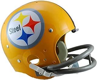 Pittsburgh Steelers 1962 Officially Licensed TK Throwback Football Helmet