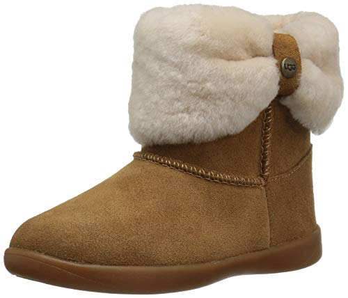 UGG Baby Ramona Boot, Chestnut, 4/5 M US Infant