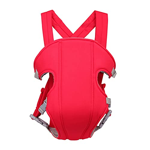 Daseey Suporte ergonômico para secador de bebê de 3-16 meses voltado para frente e para trás Suporte de malha canguru para bebês