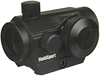DB Store FieldSport Micro Red Dot Sight, Precision Red Dot Only No Green