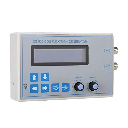 Zerone Tragbares DDS Funktion Signalgenerator Modul 1Hz 65534Hz Sinus + Quadrat + Dreieck + Sägezahnwellenform Digitaler Frequenzsignalgenerator