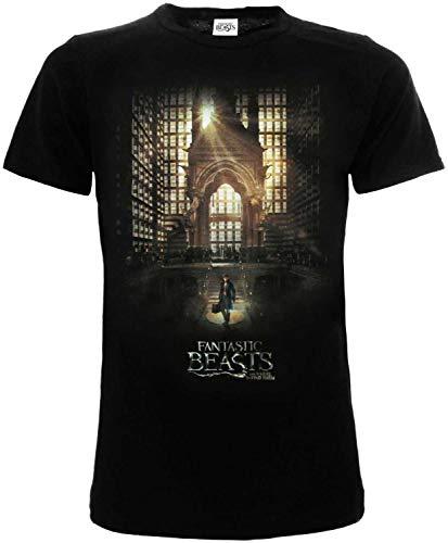 T-Shirt Camiseta Newt al Macusa de...
