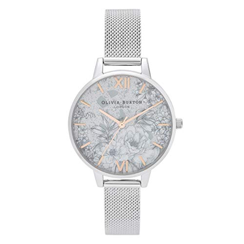 Olivia Burton Klassische Uhr OB16TZ06