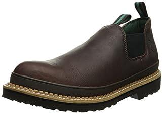 حذاء عمل Georgia Giant Romeo Steel Toe GS262 للرجال -  -  10 W US