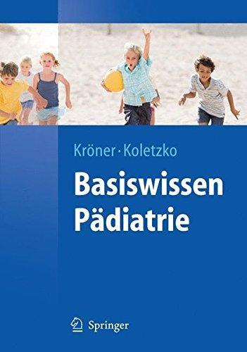 Basiswissen P??diatrie (Springer-Lehrbuch) by Carolin Kr??ner (2009-12-09)
