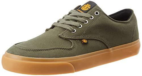 Element Herren Sneaker, Grün (Forest Gum 4113), 42.5 EU