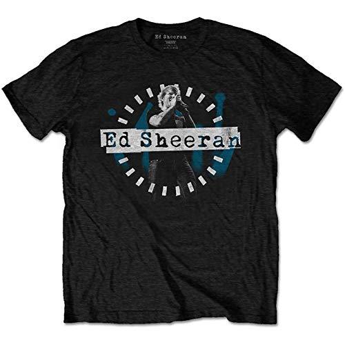 Band Monkey Ed Sheeran - Camiseta unisex Multicolor multicolor 50