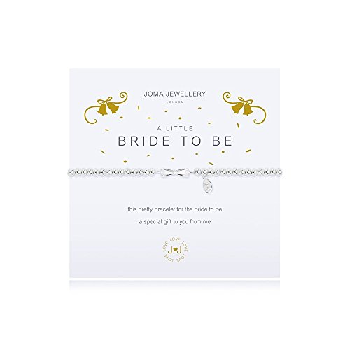 Joma Jewellery a Little Bride to be Bracelet
