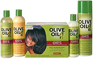 Organic Root stimulator Hair Care Set 5 pieces