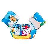 geagodelia giubbotto di salvataggio per bambini gilet da nuoto per bambini fasce per braccio piscina abbigliamento galleggiante galleggiante (19, taglia unica)