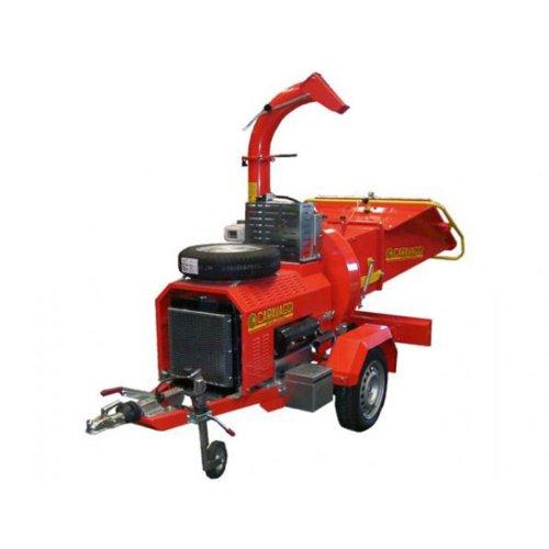 Triturador térmico caravaggi Bio 235L Rn-Diesel 27CV