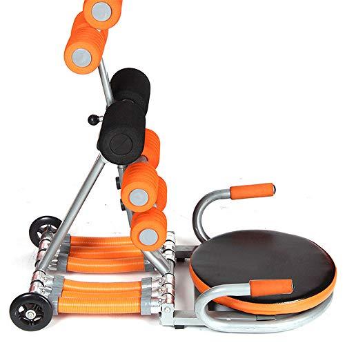 Home Gym Gewichtheben Bank, Maschine faul abnehmende Maschine multifunktionale Heimtraining Fitnessgeräte Bauch