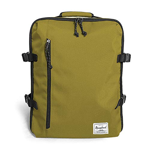 Rangeland Mochila de viaje (estilo maleta) multiusos para uso al aire libre