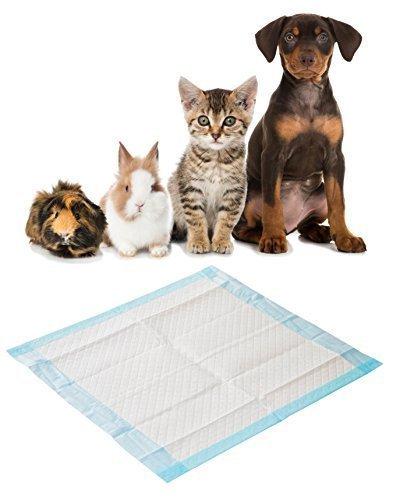 Tierunterlagen 40 x 60 cm 6-lagig 200 Stück in Folie verpackt Einmalunterlagen von Medi-Inn
