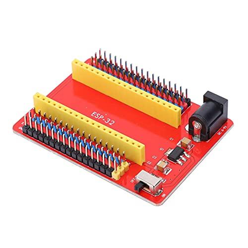 ESP32-IO Programmazione Modulo scheda di sviluppo dell'apprendimento Adattatore di sviluppo fai-da-te Schede di espansione o ingegneri Tecnici Funzionamento e apprendimento degli studenti universitari