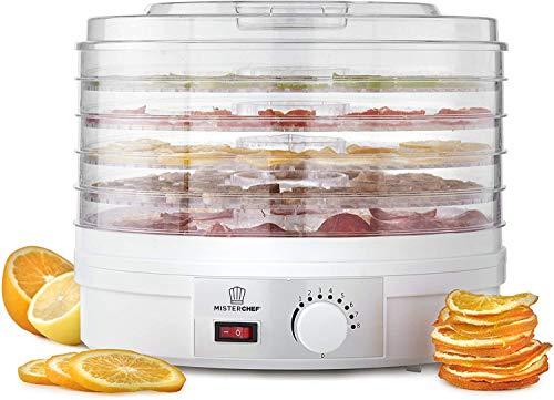 MisterChef® Food Dehydrator, 250...