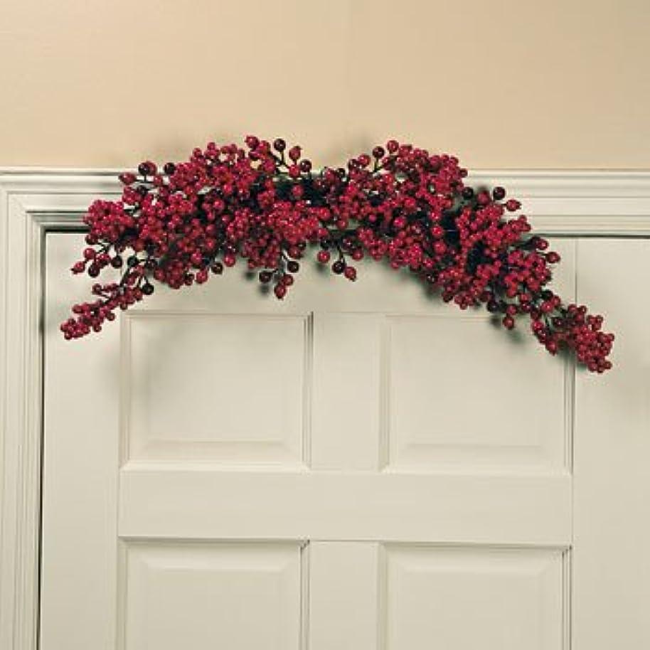 Cranberry Swag - Decorative Accessories