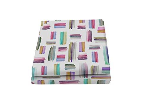 Italian Bed Linen Mt-Fa-1P Telo Copritutto, Microfibra, Multicolor, 1 Posto