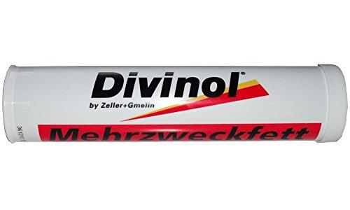 24x Divinol Mehrzweckfett Kartusche a 400ml