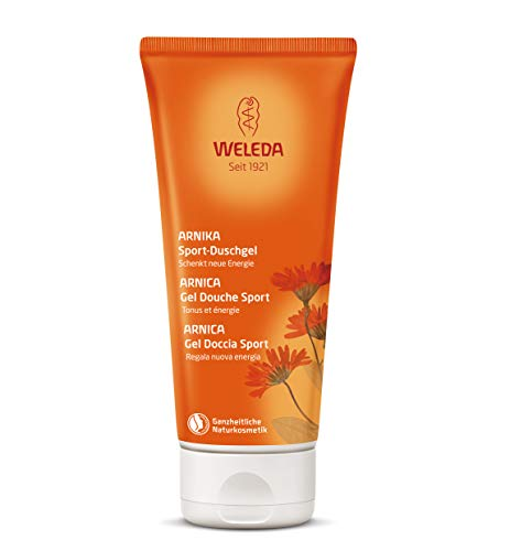 Weleda Arnica Sport Douchegel, 200 ml