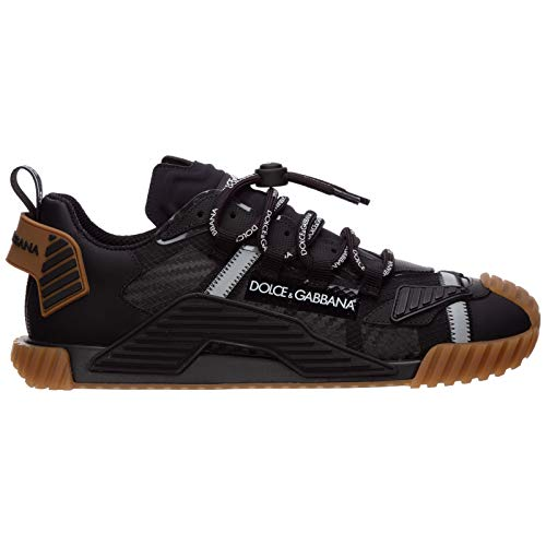 Dolce&Gabbana Herren ns1 Sneaker Nero 44 EU