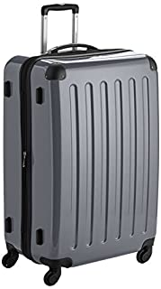 HAUPTSTADTKOFFER - Alex- Luggage Suitcase Hardside Spinner Trolley 4 Wheel Expandable, 75cm, titan (B0050O54IE) | Amazon price tracker / tracking, Amazon price history charts, Amazon price watches, Amazon price drop alerts