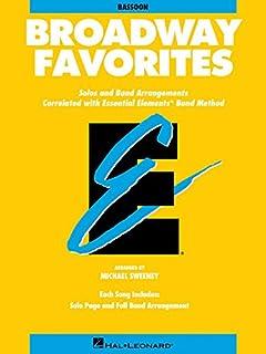Essential Elements Broadway Favorites: Bassoon