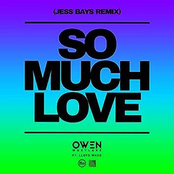 So Much Love (feat. Lloyd Wade) [Jess Bays Remix]
