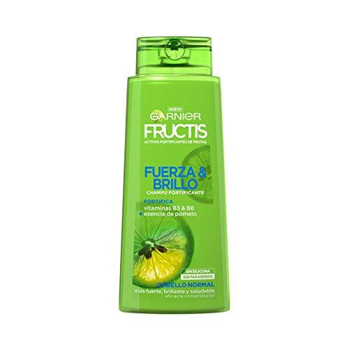 Garnier Fructis Fuerza y Brillo Champú Pelo Normal - 700 ml