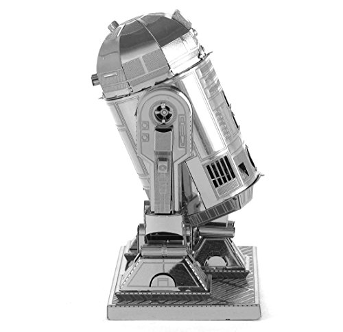 テンヨー『メタリックナノパズルスターウォーズR2-D2(W-MN-007)』