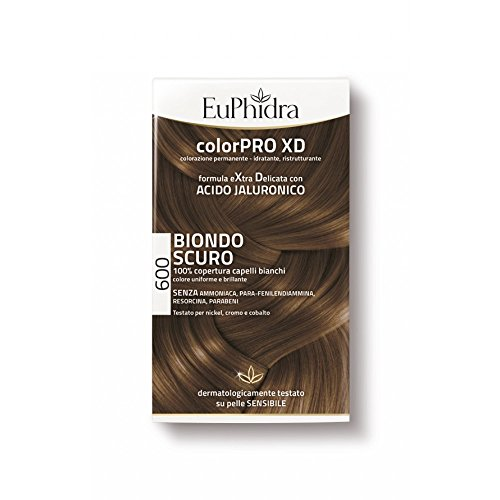 Euphidra ColorPro XD, 600 Biondo Scuro - 190 gr