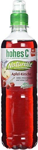 hohes C Naturelle Apfel-Kirsch, 18er Pack, EINWEG (18 x 500 ml)