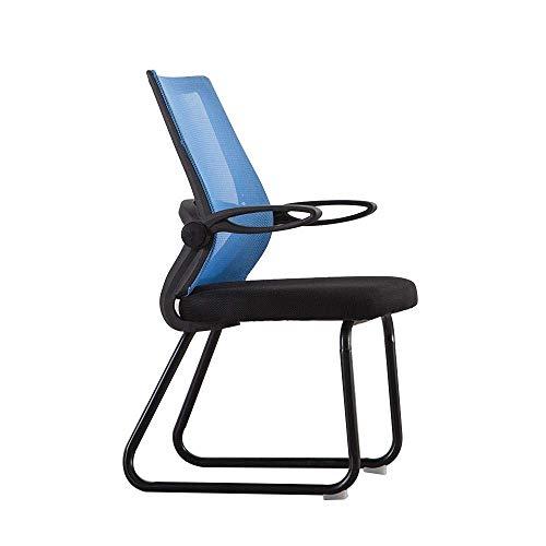 Cómoda Silla Giratoria Silla para Computadora,Reposabrazos Ajustable para el Hogar Silla para Juegos Ergonomía Simple Silla para Deportes Electrónicos Habitación para Uso Residencial Silla de Oficina