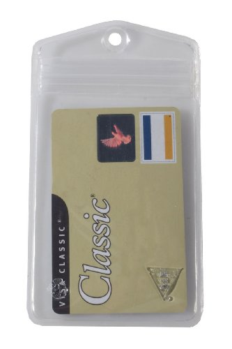 Seattle Sports Dry Doc Waterproof ID Case (Pack of 2)