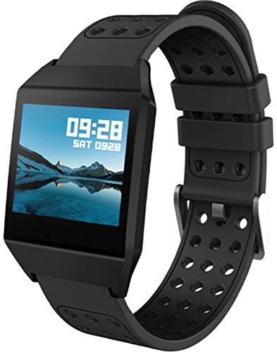 Fitness Tracker Blood Pressure Heart Rate Monitor Blood Oxygen Smart Watch Color Touch Screen Waterproof Pedometer Calorie Sleep Monitor Activity Tracker for Men Women Kids