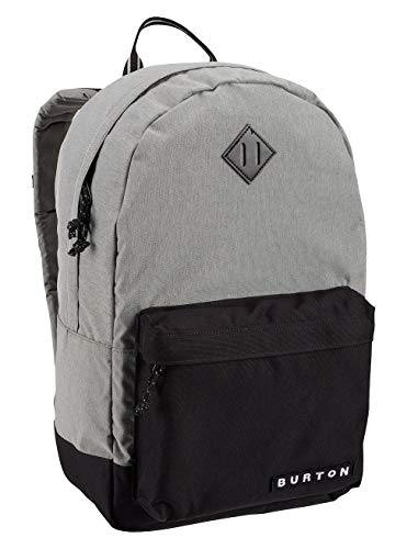 Burton Daypack KETTLE, Grey Heather, 42 x 29 x 15 cm