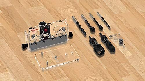 Sablon, Schablone für Minifix- & Dübelverbindungen (18-19 mm)