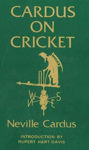 By Neville Cardus Cardus on Cricket (New edition) [Paperback]