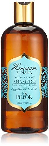 Ottoman Pflegeserie Argan Therapy Ägyptischer Moschus Shampoo, 1er Pack (1 x 400 ml)