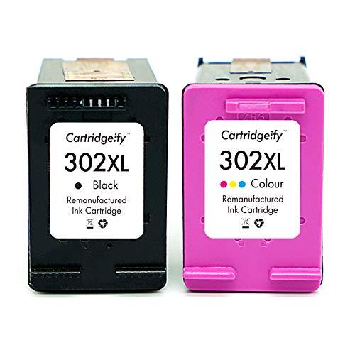 Consumibles Hp 302 Marca Cartridgeify
