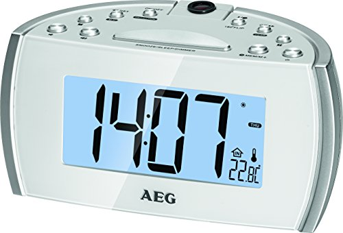 AEG MRC 4119 p Radio orologio con proiezione